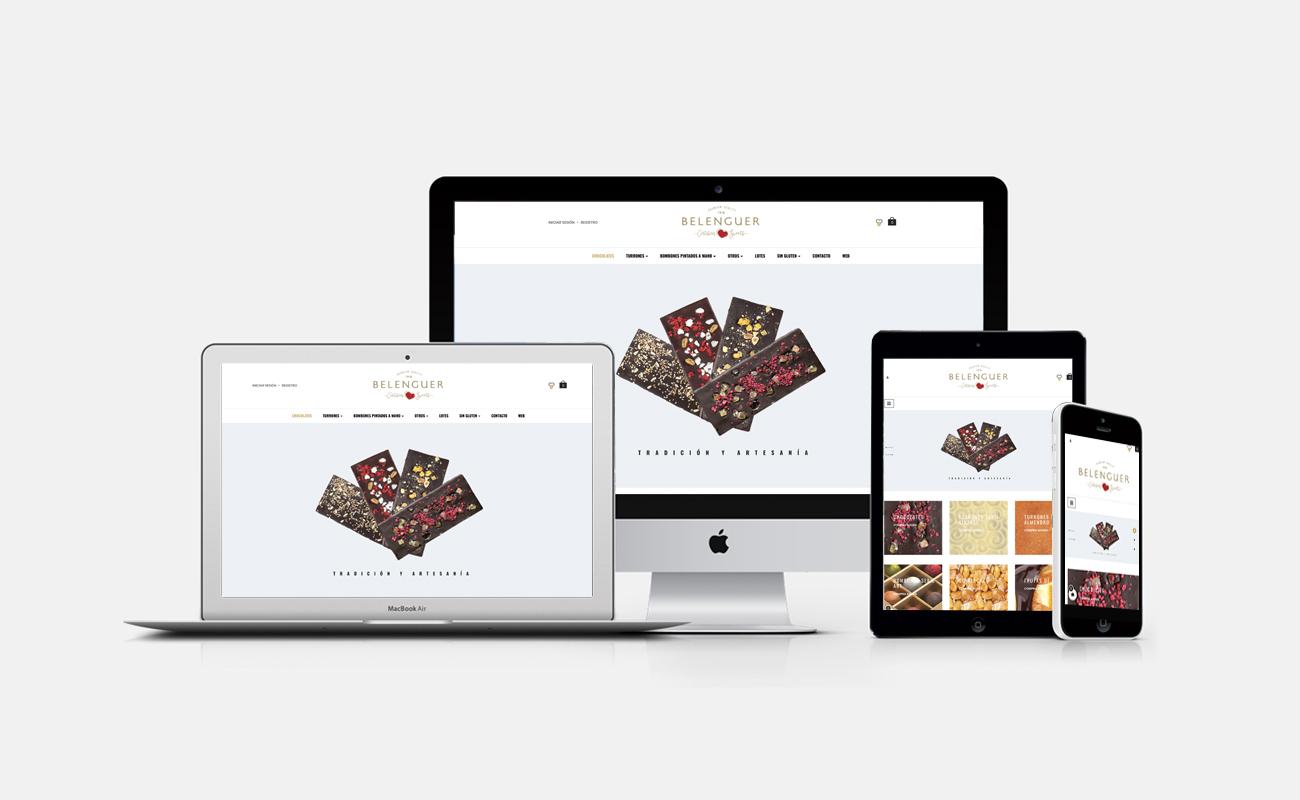 tienda online pasteleria belenguer amgcreativo 2
